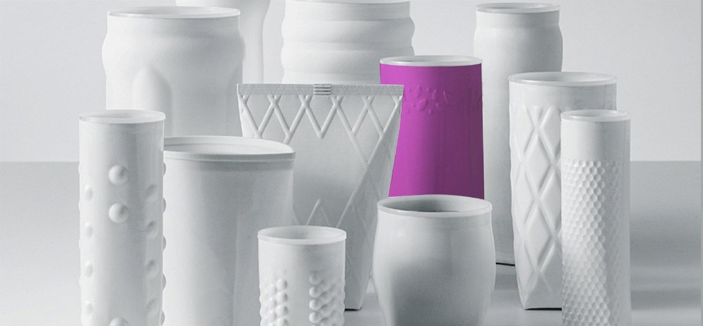 El material liviano y reciclable es una alternativa de plástico sostenible que reduce el peso del envío.